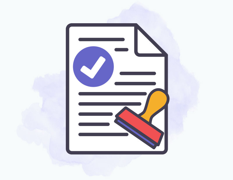 Buyers approval letter